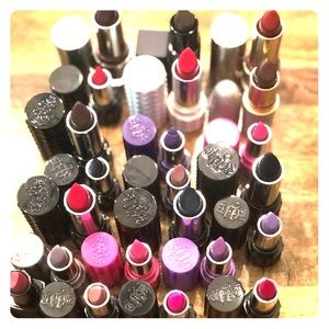Makeup Artist lipstick lot! 29- high end!